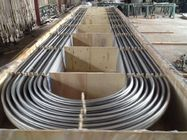 Bright Surface Stainless Steel U Bend Tube TP316L / TP316Ti / ASTM B677 904L