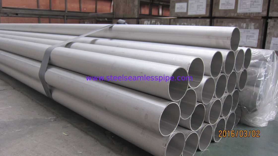 Stainless Steel Welded Pipes ASTM A312 TP304 TP304L TP304H TP321 TP316L ASTM A790 S31803, SCH10, SCH40,6M 11.8M
