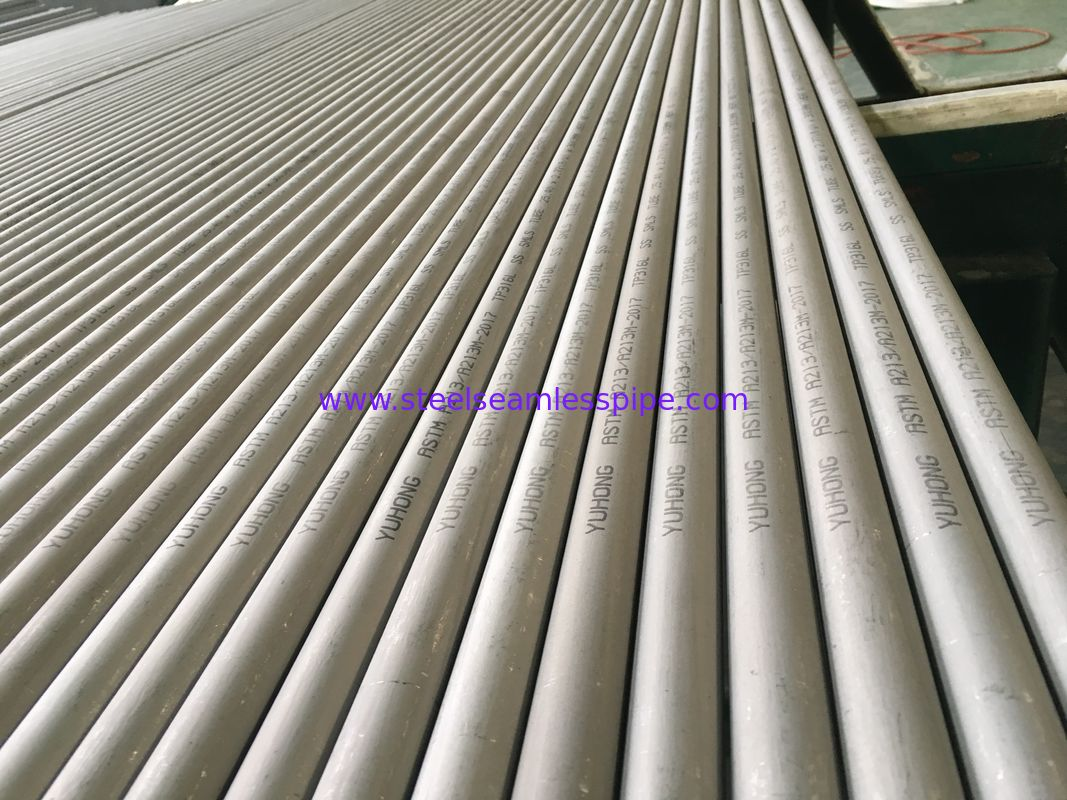 EN10216-5  1.4404  Stainless Steel Seamless Tube