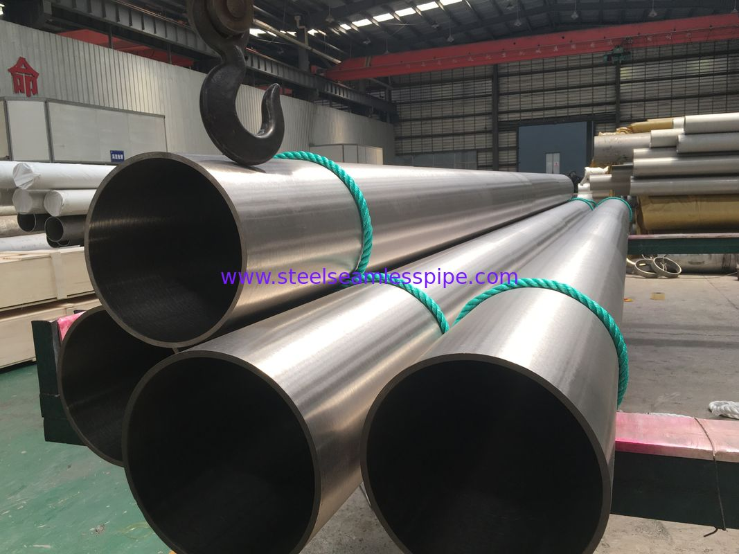 Nickel alloy pipe Monel 400 (2.4360) Seamless Pipe , B163/ B730 , B165/B725 , Bright Annealing, 100% UT & ET & HT
