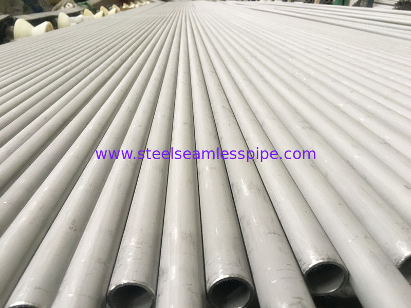 TP321 1.4541 Stainless Steel Seamless Tube ASTM A213/ A213M - 2017 Min Wall Thickness