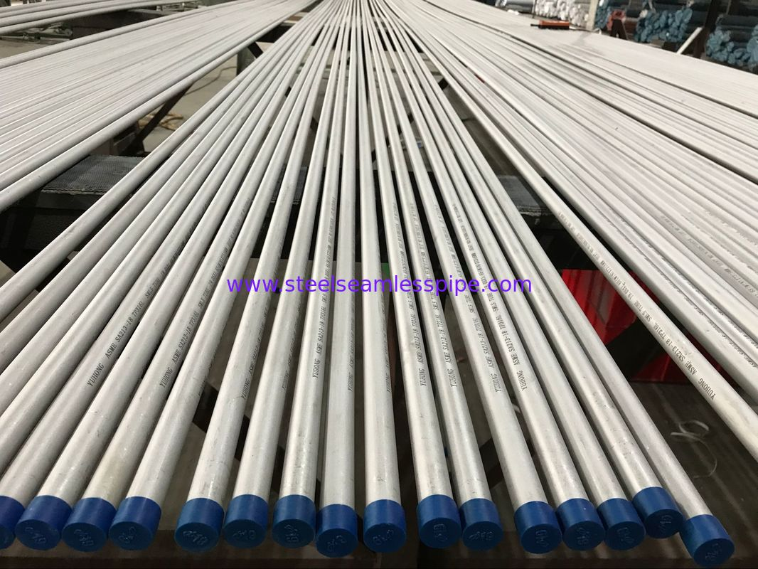 SA213 / SA213-2018 Seamless Boiler Tubes 0.5mm To 8mm Wall Thickness