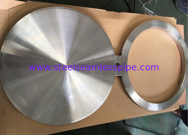 A182 F316L UNS S31603 Stainless Steel Spectacle Blind Flange