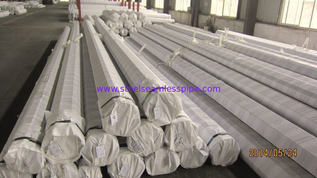 ASTM A209 ASME SA209 Carbon Steel Seamless Boiler Tube,  GR. T1, T-1a , oil or pickled or black painting surface